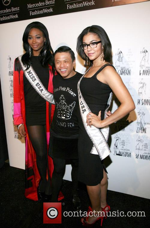 Nana Meriwether, Zang Toi and Logan West 4
