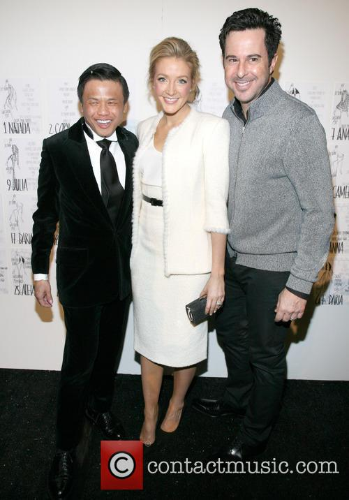 Zang Toi, Jennifer Finnigan and Jonathan Silverman 4