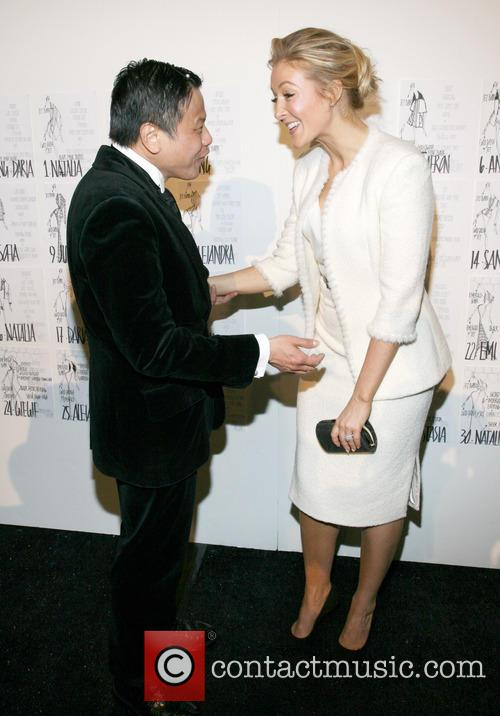 Zang Toi and Jennifer Finnigan 8