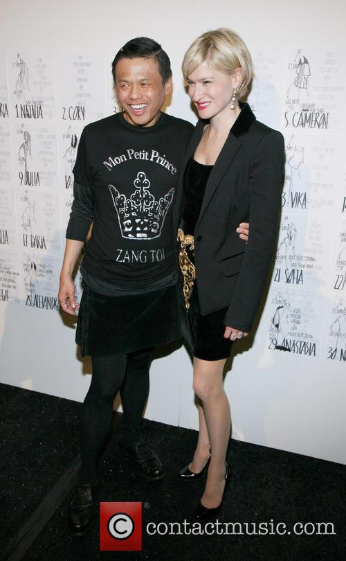 Zang Toi and Julie Macklowe 3