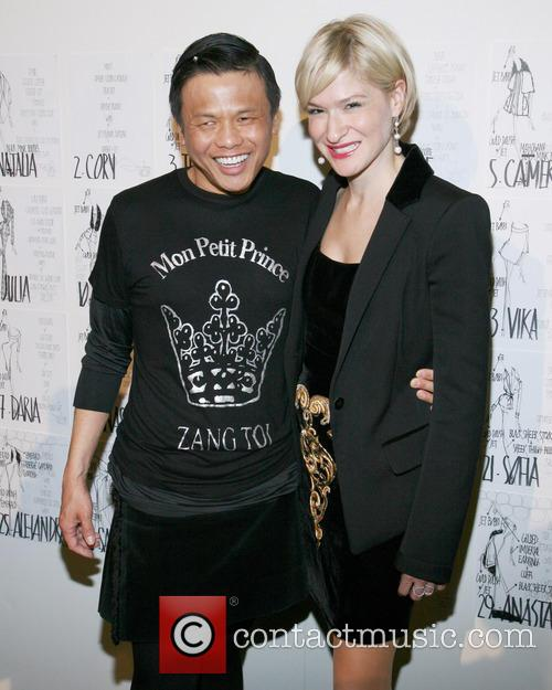 Zang Toi and Julie Macklowe 9