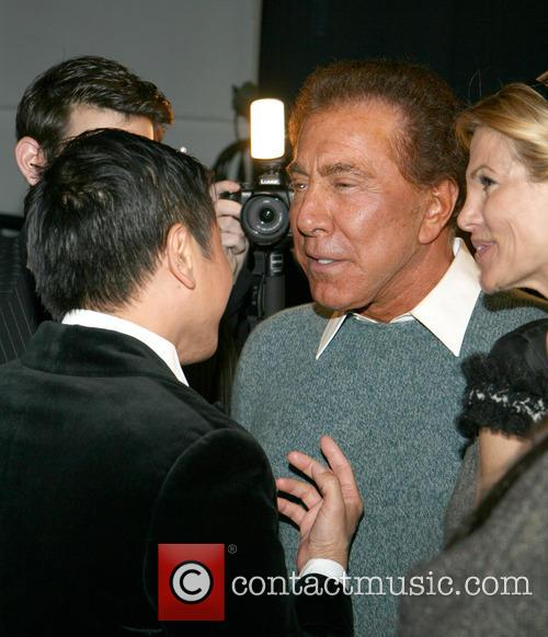 Zang Toi, Steve Wynn and Andrea 10