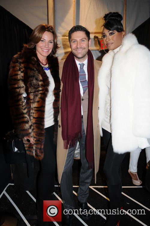 Luann De Lesseps, Dan Wakeford and Cynthia Bailey 4