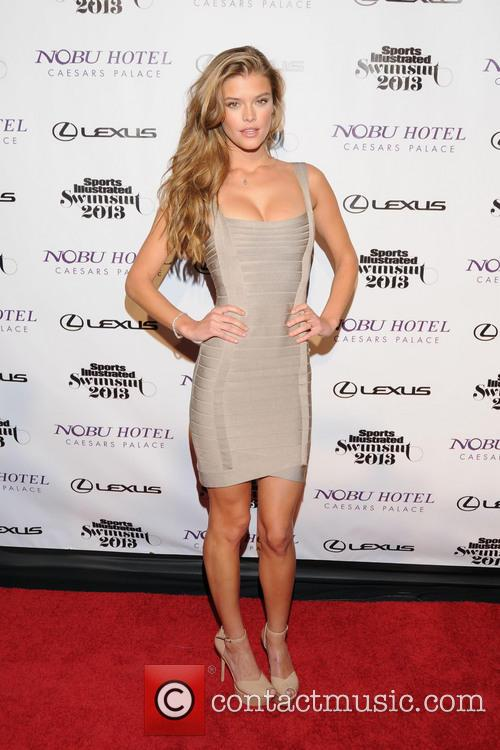 Caesars and Nina Agdal