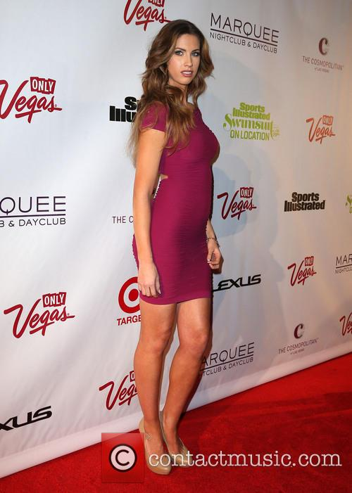 Sports Illustrated 2013 Swimsuit Models at Marquee Nightclub at The Cosmopolitan