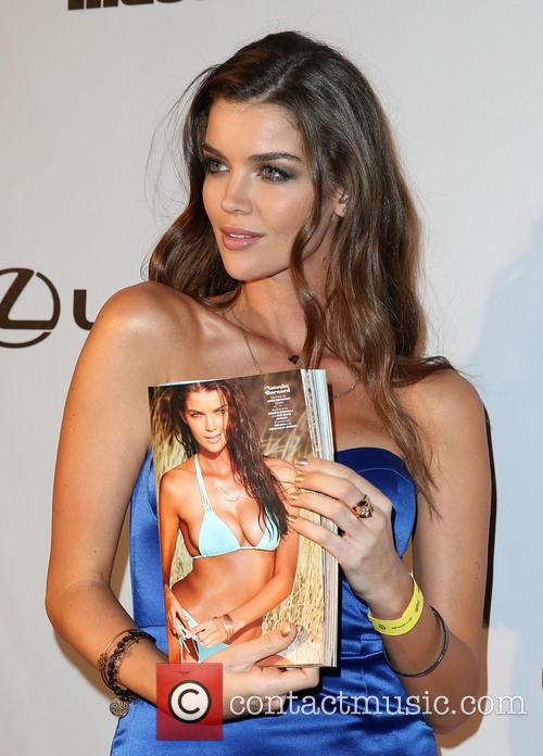 Sports Illustrated 2013 Swimsuit Models at Marquee Nightclub...