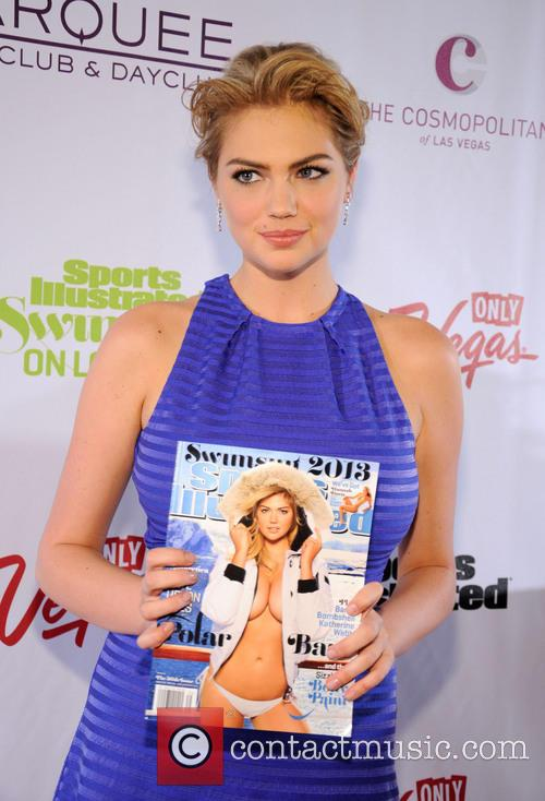 kate upton sports illustrated 2013 swimsuit models 3508090