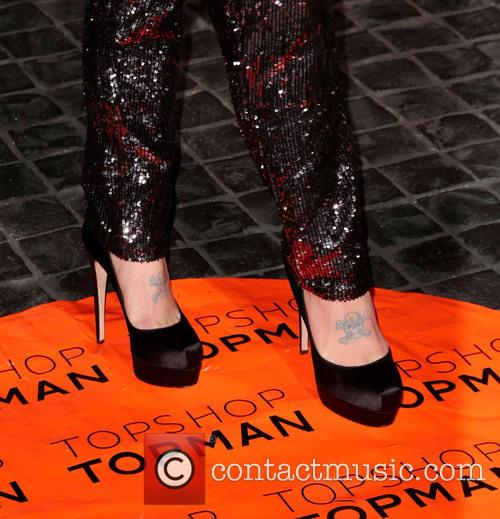 kelly osbourne topshop topman la opening party 3507453
