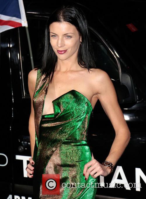 Liberty Ross at Topshop Opening Party