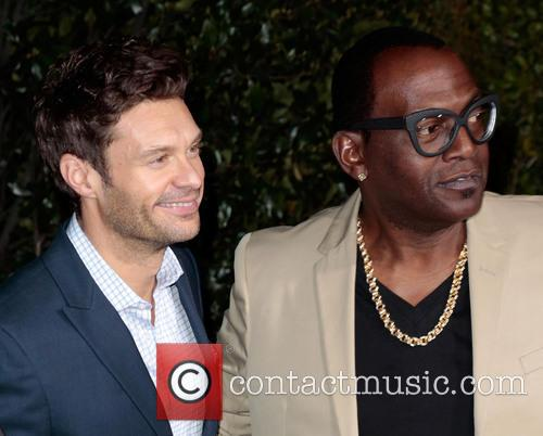 Ryan Seacrest and Randy Jackson 4