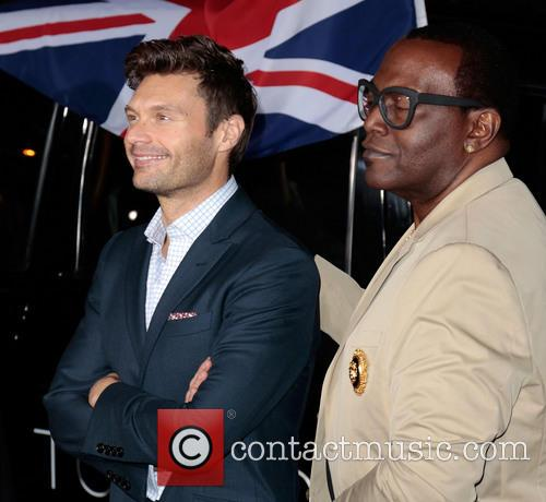 Ryan Seacrest and Randy Jackson 7