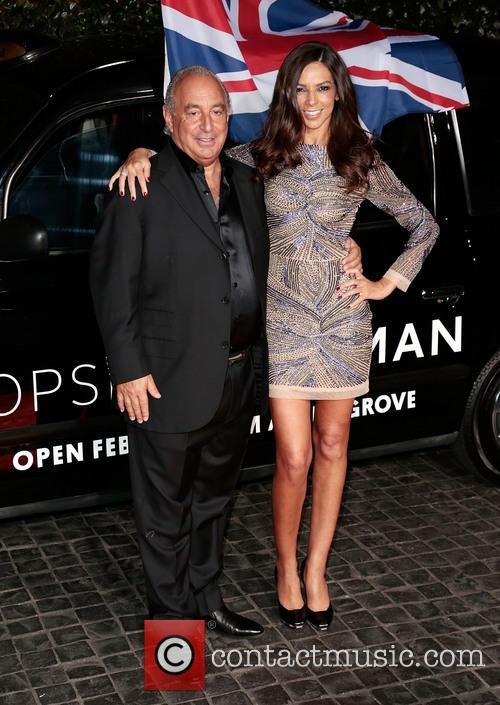 Philip Green and Terri Seymour 6
