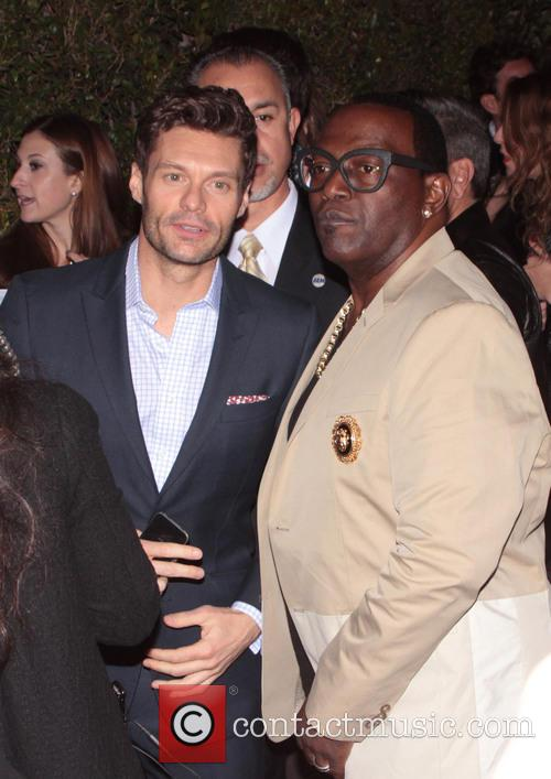 Ryan Seacrest and Randy Jackson 9