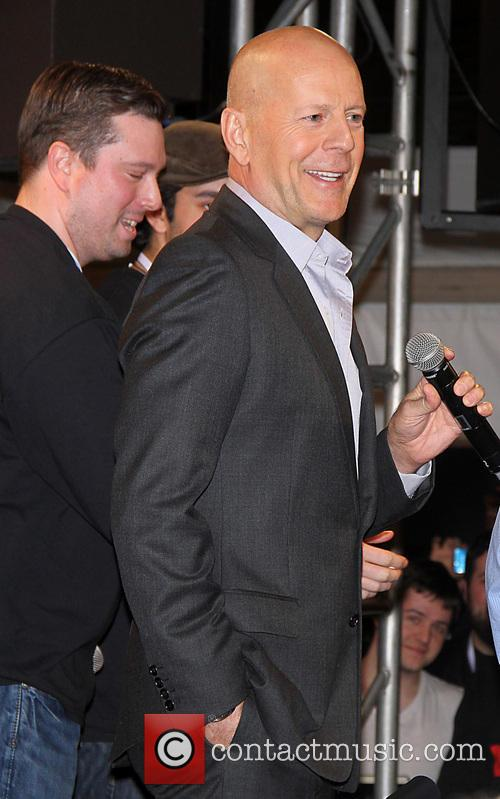 Bruce Willis, Good Morning America