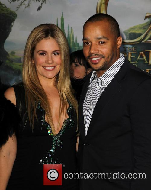 Donald Faison and Cacee Cobb 3