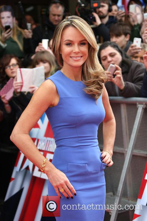Red carpet arrivals for London auditions of Britain's...