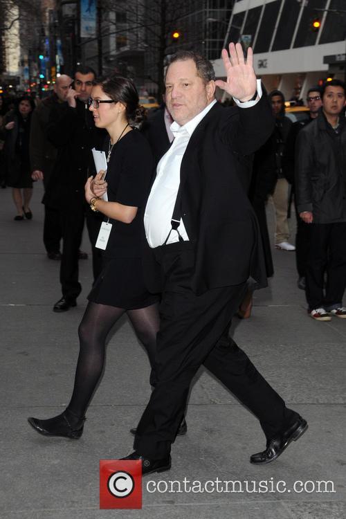 Harvey Weinstein, New York Fashion Week