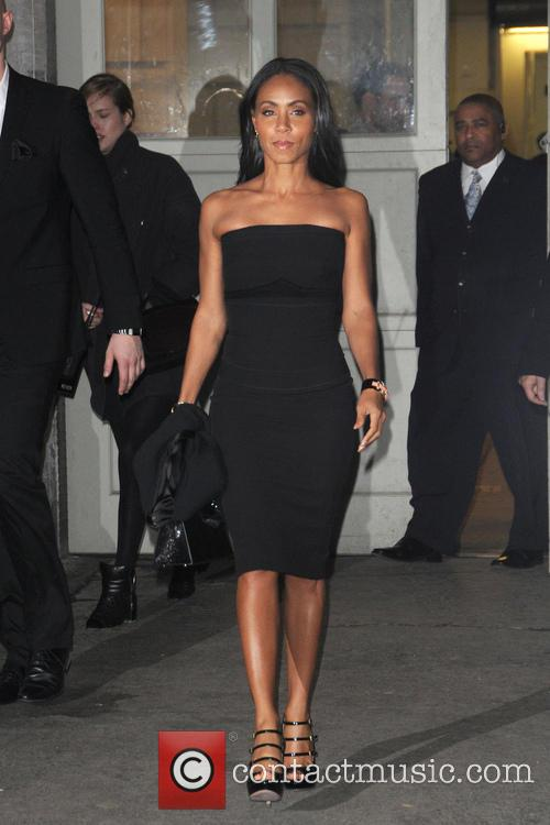 Jada Pinkett Smith, New York Fashion Week