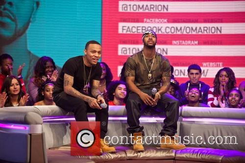 omarion bow wow celebrities appear on bets 106 3505706