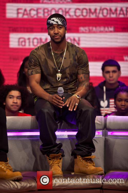 Celebrities appear on BET's 106 & Park