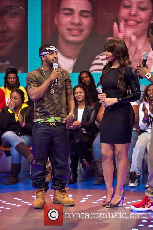 omarion celebrities appear on bets 106 park 3505714