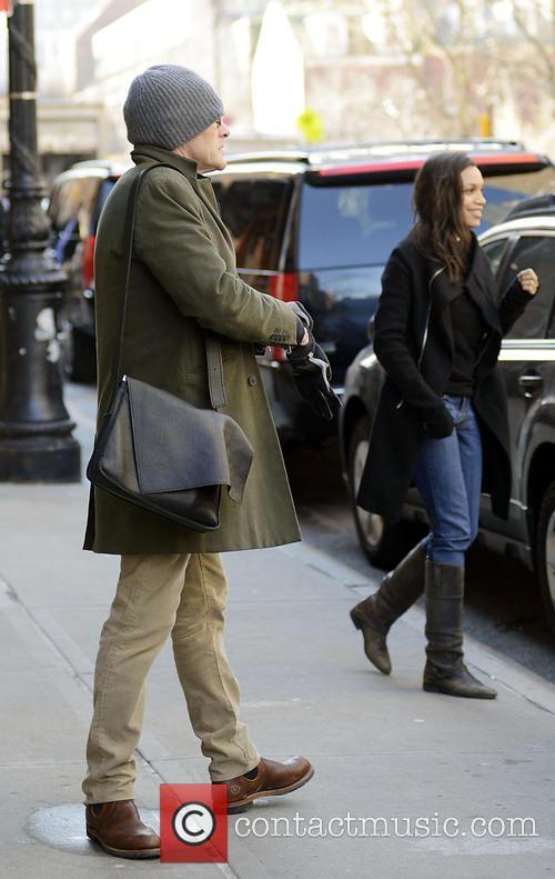 Danny Boyle and Rosario Dawson 4