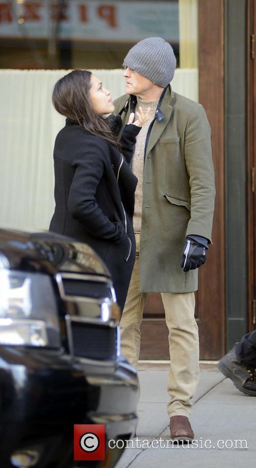 Danny Boyle and Rosario Dawson 5