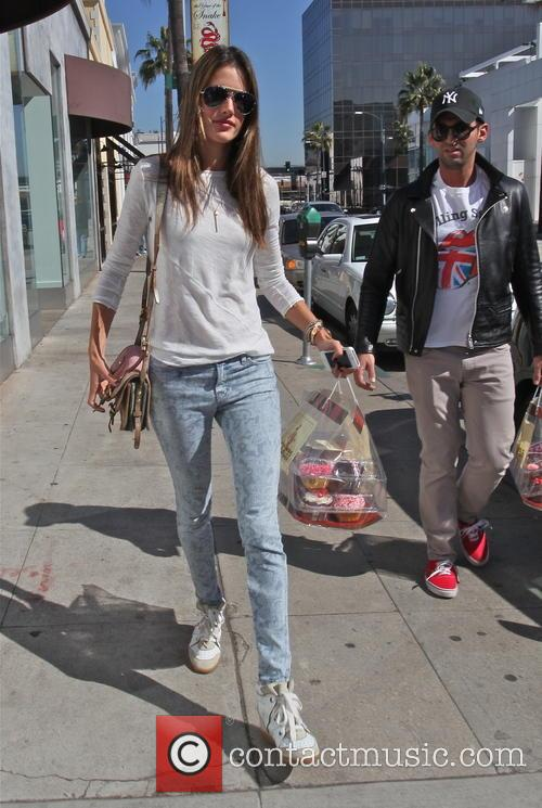 Alessandra Ambrosio and Jamie Mazur 9