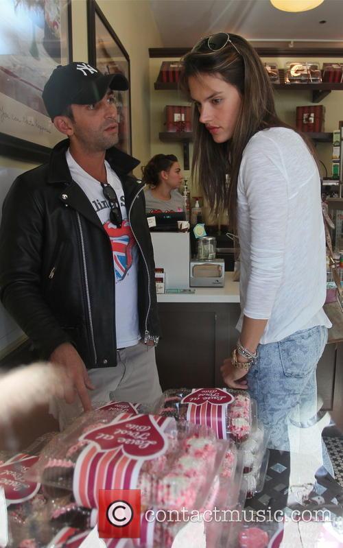 Alessandra Ambrosio and Jamie Mazur 5