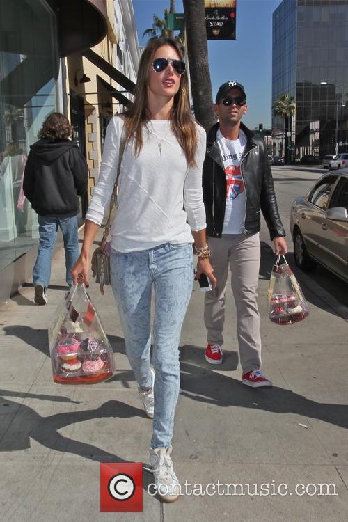 Alessandra Ambrosio and Jamie Mazur 8