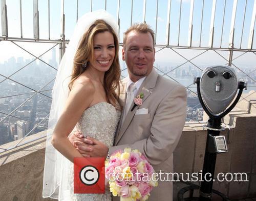 Empire State wedding