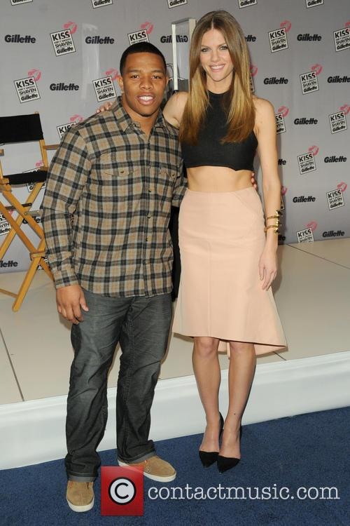 Brooklyn Decker and Ray Rice