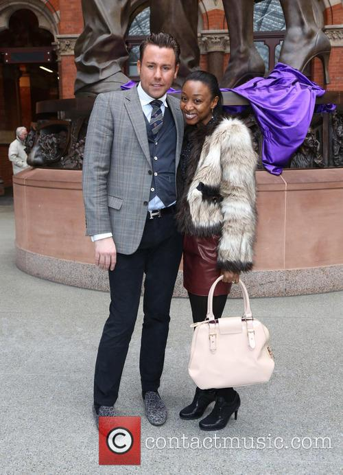Jack French and Beverley Knight 7