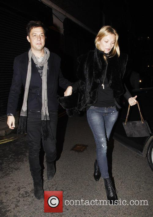 Jamie Hince and Kate Moss 4