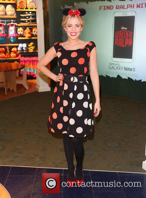 Lydia Bright and Mickey Mouse 5