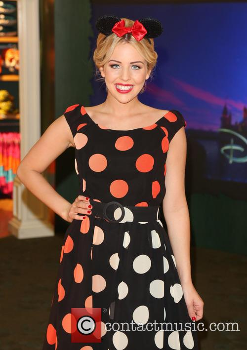 Lydia Bright and Mickey Mouse 6