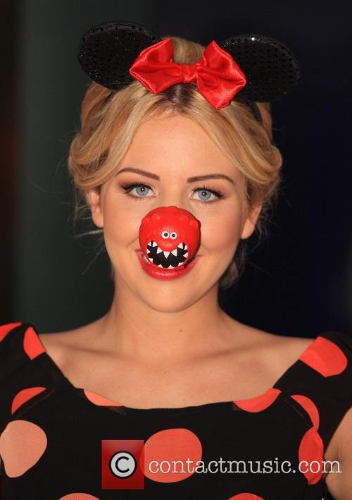 Lydia Bright and Mickey Mouse 8