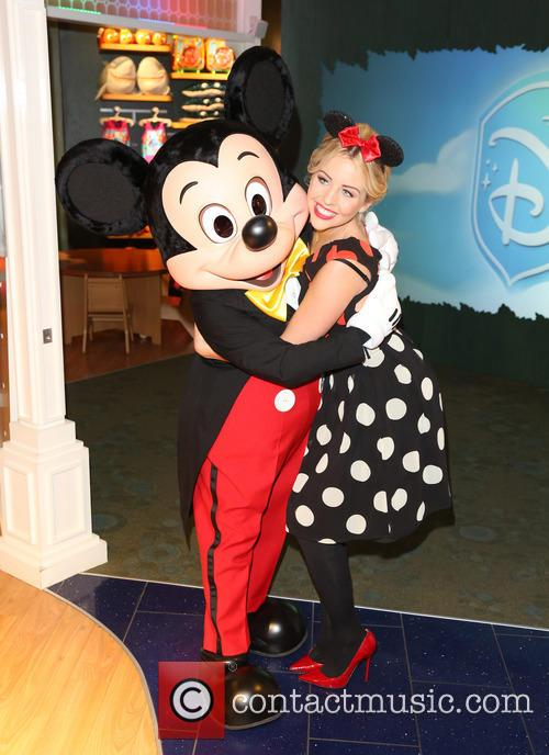 Lydia Bright and Mickey Mouse 10
