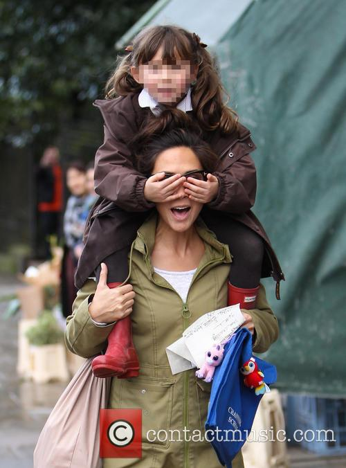 Myleene Klass and Hero Quinn 7