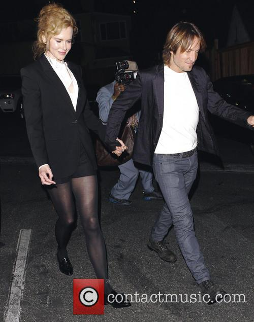 Nicole Kidman and Keith Urban 1