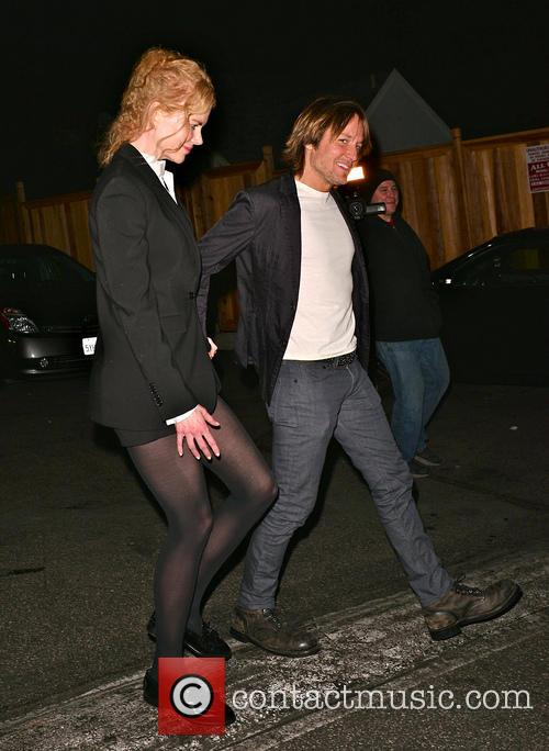 Nicole Kidman and Keith Urban 2