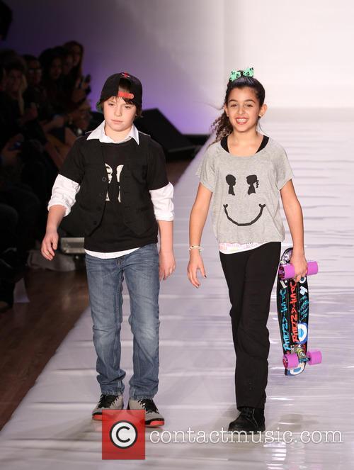 NYFW - Boy meets girl