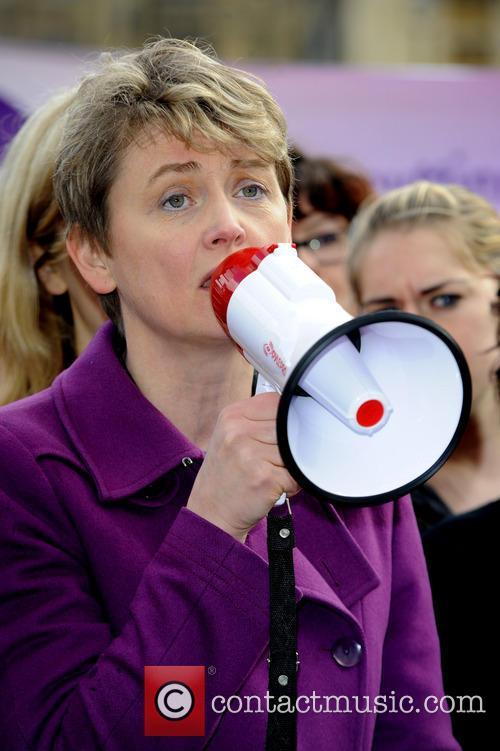 One Billion Rising flashmob in Parliament Square