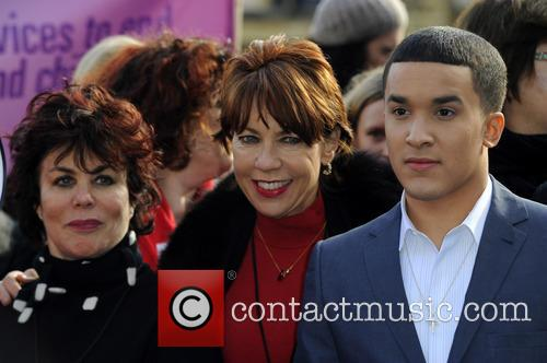 Jahmene Douglas, Kathy Lette and Ruby Wax 3