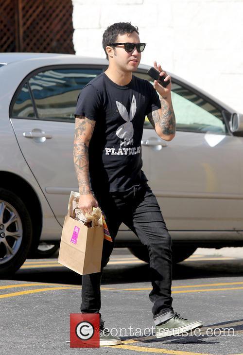 Pete Wentz Shopping