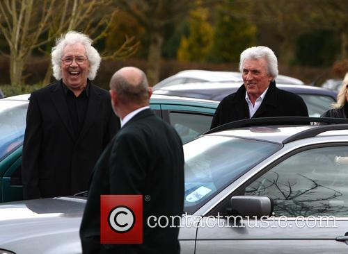 bruce welch the shadows funeral of reg presley 3502696