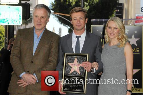 Bruno Heller, Simon Baker and Naomi Watts 4