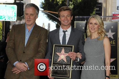 Bruno Heller, Simon Baker and Naomi Watts 5