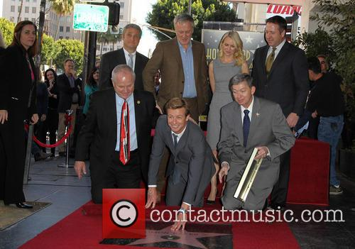 Tom Labonge, Bruno Heller, Simon Baker, Naomi Watts and Leron Gubler 2