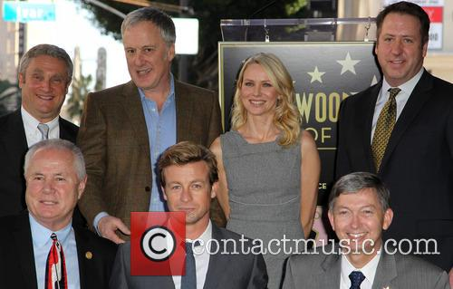 Tom Labonge, Bruno Heller, Simon Baker, Naomi Watts and Leron Gubler 4
